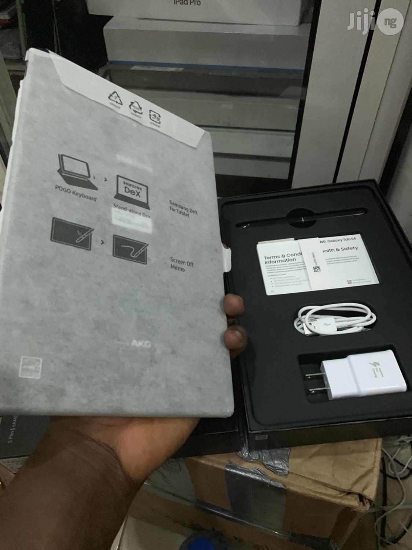 New Open Carton Samsung Galaxy Tab S4 64gb Wifi Only