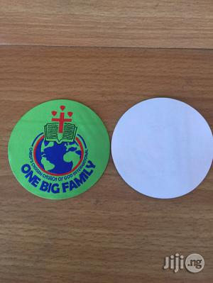 100% High Quality Customized Woven Badges   Computer & IT Services for sale in Edo State, Benin City