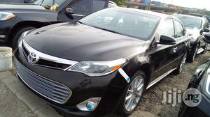 Toyota Avalon 2015 Black | Cars for sale in Lagos State, Apapa