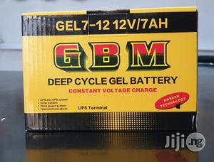 7ah 12V GBM Battery | Electrical Equipment for sale in Lagos State, Ojo