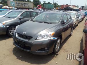 Toyota Matrix 2012 Gray | Cars for sale in Lagos State, Apapa