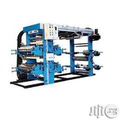 Rotogravure Flexographic Printing Machine One Two | Printing Equipment for sale in Lagos State, Ojo