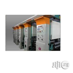 Four Colour Gravure Printing Machine | Printing Equipment for sale in Lagos State, Ojo