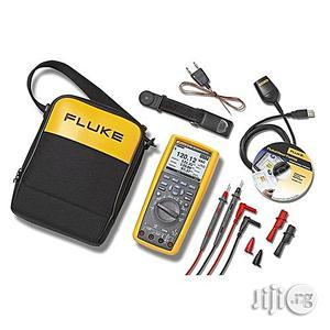 FLUKE 289/FVF/EUR Industrial Logging Multimeter And Soft Combo Kit   Measuring & Layout Tools for sale in Lagos State, Lagos Island (Eko)