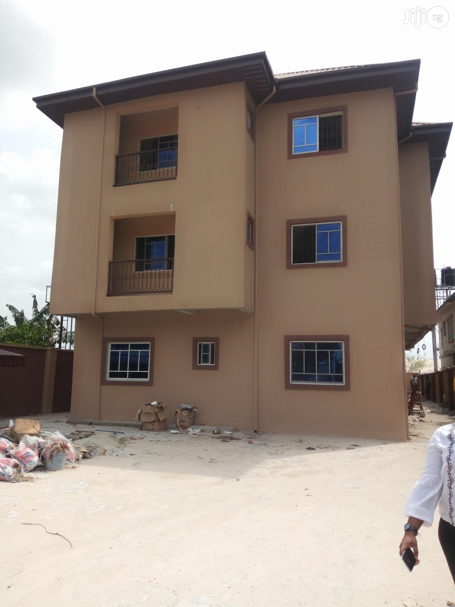 Brand New 2bedroom With Federal Light at NTA Rd PH