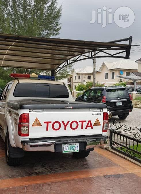 Toyota Hilux for Hire   Chauffeur & Airport transfer Services for sale in Lagos Island (Eko), Lagos State, Nigeria
