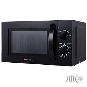 Binatone MWO 20 Litre Microwave Oven - Black   Kitchen Appliances for sale in Lagos State, Ikeja