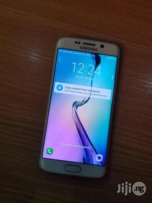 Samsung Galaxy S6 edge 32 GB White | Mobile Phones for sale in Abuja (FCT) State, Wuse