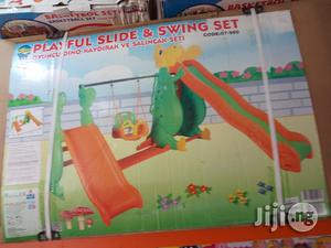 Playful Slide And Swing Set | Toys for sale in Lagos State, Surulere