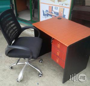 Office Table and Chair | Furniture for sale in Lagos State, Amuwo-Odofin