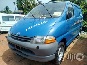 Toyota Hiace 2000 Blue | Buses & Microbuses for sale in Lagos State