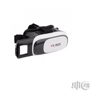 Virtual Reality VR Box Smart 3D Glasses   Accessories for Mobile Phones & Tablets for sale in Lagos State, Ikeja