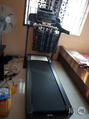 2hp Treadmill With Massager and Mp3 | Sports Equipment for sale in Lagos State, Lekki