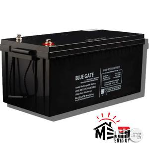 Bluegate Delux Inverter Battery 200ah-12v - Black | Electrical Equipment for sale in Lagos State, Victoria Island