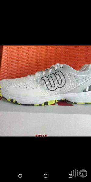 Original Wilson Tennis Canvas   Shoes for sale in Lagos State, Surulere