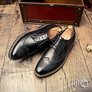 Men's Casual Pointed Leather Business Shoes   Shoes for sale in Lagos State, Alimosho