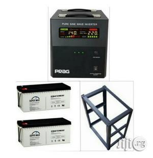 Prag 2.5kva Prag Inverter Installation   Building & Trades Services for sale in Lagos State, Alimosho
