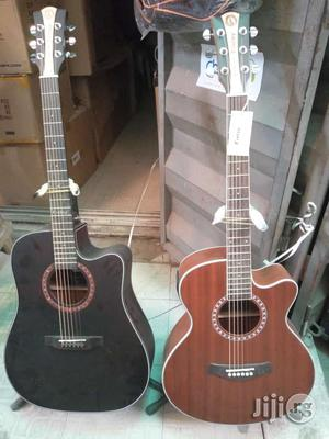 Acoustic Guitar, Medium And Big Size   Musical Instruments & Gear for sale in Rivers State, Port-Harcourt