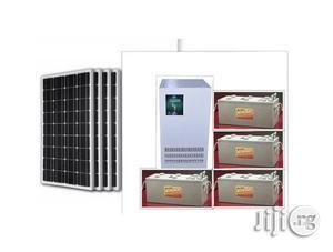Nexus Solar Powered 3.5KVA Inverter Installation With Solar Deka American Batteries | Solar Energy for sale in Lagos State, Ikeja