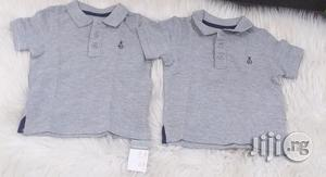 Baby Grey Polo   Children's Clothing for sale in Lagos State, Ajah