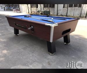Marble Snooker Board With Coin   Sports Equipment for sale in Abuja (FCT) State, Kubwa