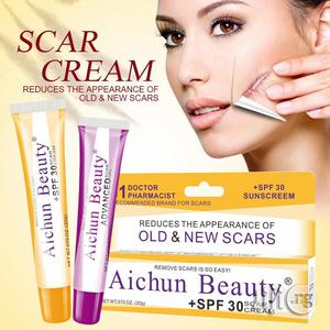 Scar Removal Cream SPF30 Sunscreem by Aichun Beauty   Skin Care for sale in Lagos State