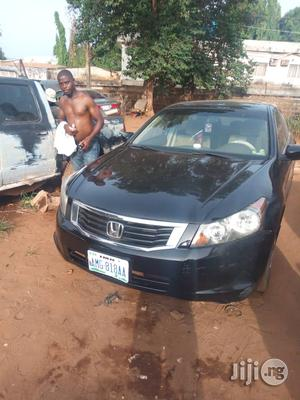 Honda Accord 2008 2.0 Comfort Automatic Black | Cars for sale in Anambra State, Awka