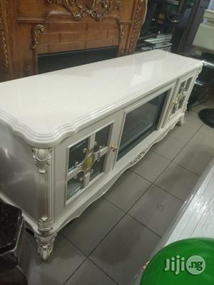 Imported Executive Electric Fire TV Stand   Furniture for sale in Lagos State, Ojo