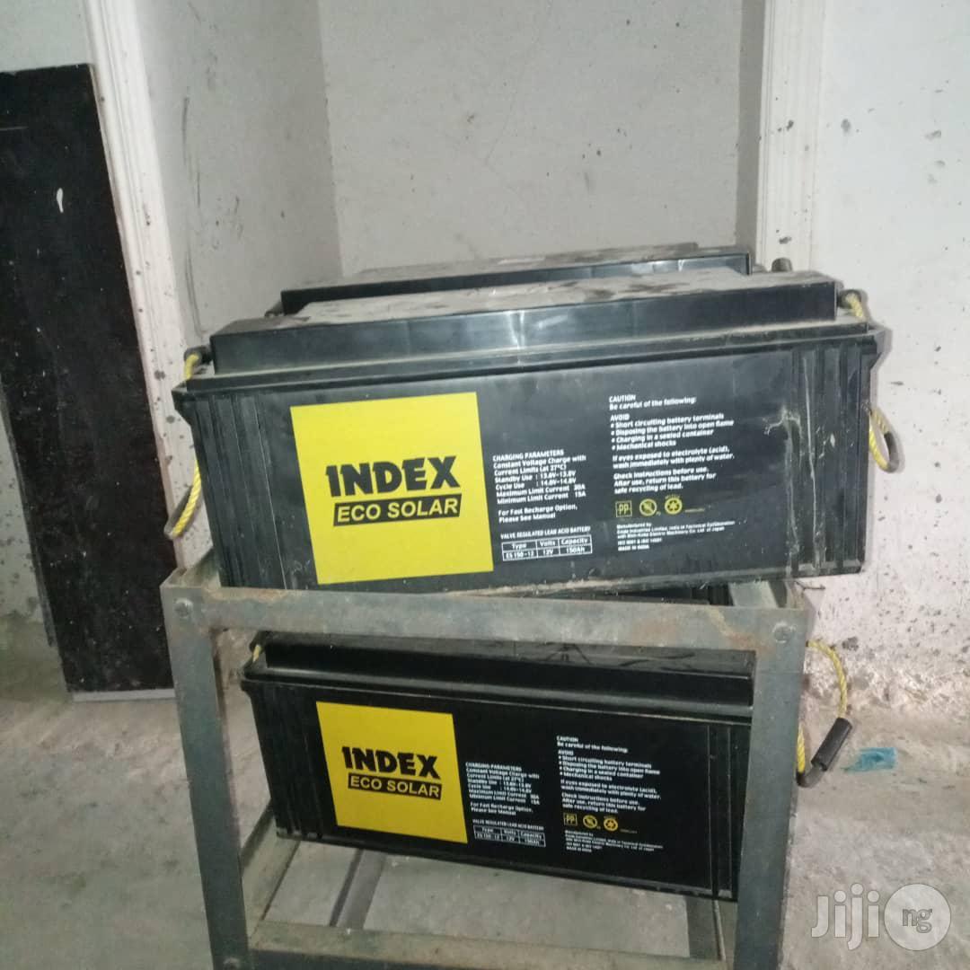 Archive: Tokunbo Inverter Battery Yaba