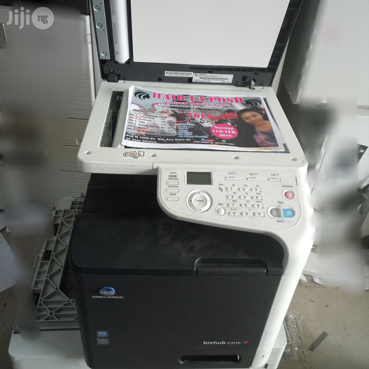 Bizhub C3110 DI Photocopier