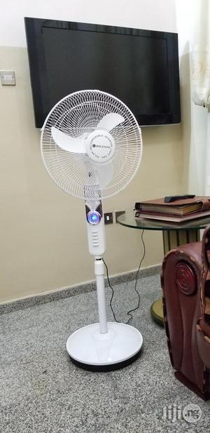 Dizatone Solar Rechargeable Fan | Solar Energy for sale in Lagos State, Ikeja