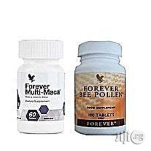 Forever Living Multi-maca & Bee Pollen | Sexual Wellness for sale in Lagos State, Ikeja