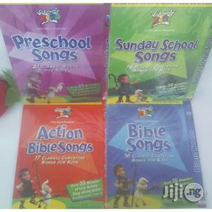 Cedermont CHRISTIAN Kids In 4 Single Dvds | CDs & DVDs for sale in Oyo State, Akinyele