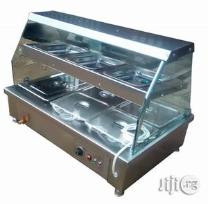 3 Plates Stainless Electric Food Warmer With Top   Restaurant & Catering Equipment for sale in Lagos State, Surulere