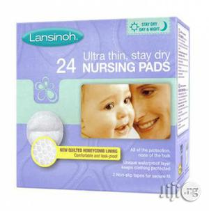 Lansinoh Stay Dry Disposable Breast Pads (24pcs ) | Maternity & Pregnancy for sale in Lagos State, Ikeja
