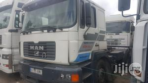 Tokunbo MAN Six Tyres Trailer Head Truck 2000 | Trucks & Trailers for sale in Lagos State, Apapa