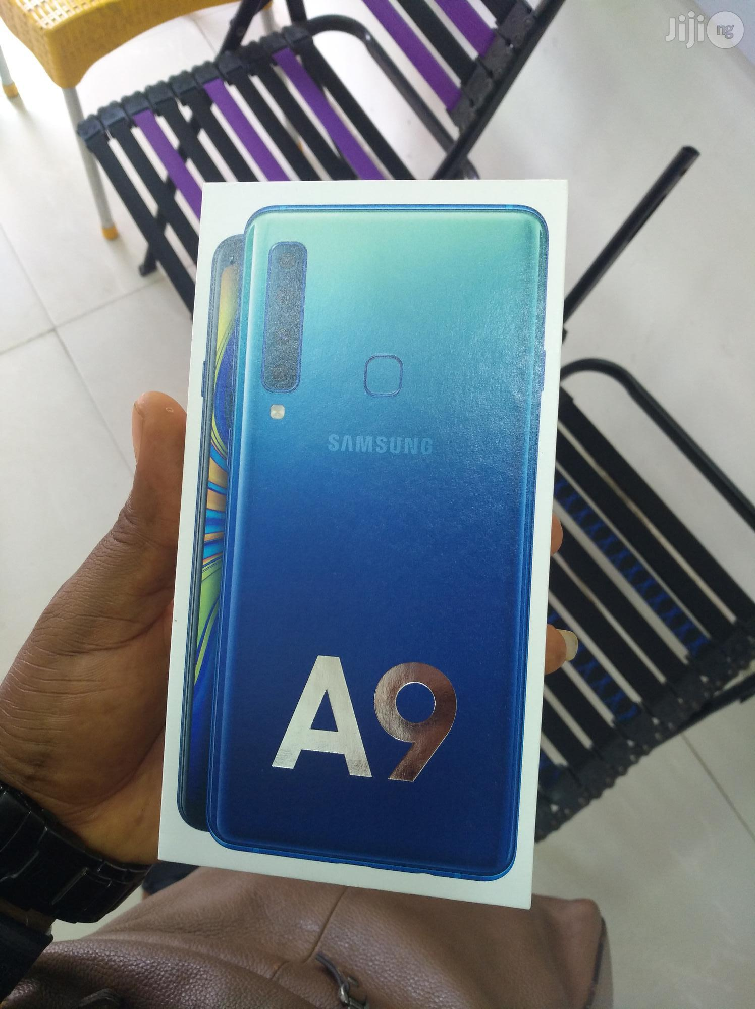 New Samsung Galaxy A9 32 GB Black | Mobile Phones for sale in Ikeja, Lagos State, Nigeria