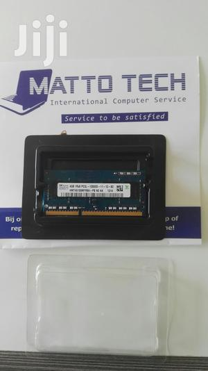 4GB DDR3L Laptop Ram Memory Pc3l-12800s | Computer Hardware for sale in Lagos State, Alimosho