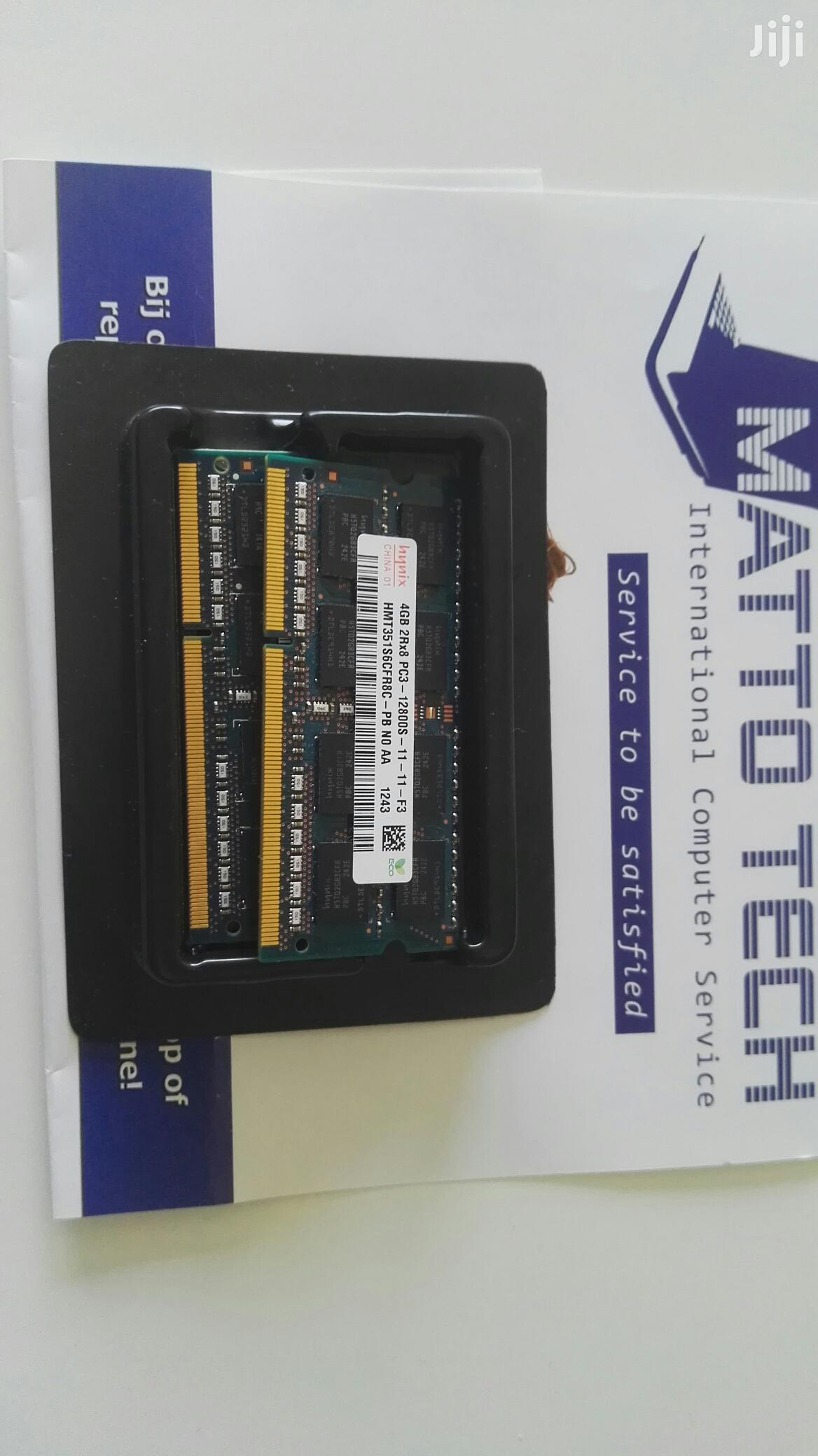 2x 4GB DDR3 Laptop And Macbook Ram Memory (Total 8GB Pc3-12800s)