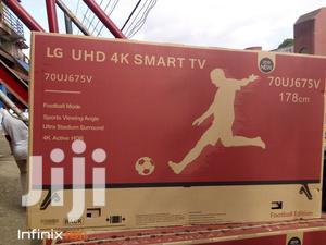 "Brand New LG Uhd 4K Fullhd Smart Internet TV 70""Inches   TV & DVD Equipment for sale in Lagos State, Ojo"