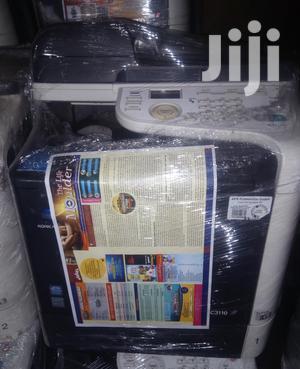 Konica Minolta Bizhub C3110 Direct Image Printer   Printers & Scanners for sale in Lagos State, Surulere