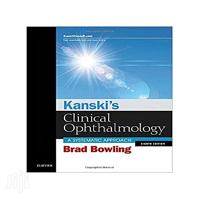 Archive: Kanski's Clinical Ophthalmology: A Systematic Approach