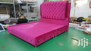 Boll, Upholstery Bed 6 By 6 | Furniture for sale in Lagos State, Ajah