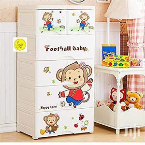 5 Layer Kids Room Storage Drawer Cabinet   Children's Furniture for sale in Lagos State, Lagos Island (Eko)
