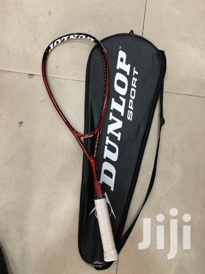 Dunlop Squash Racket (Titanium)   Sports Equipment for sale in Lagos State, Ikeja