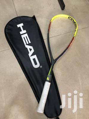 Quality Squash Racket (Titanium)   Sports Equipment for sale in Abuja (FCT) State, Maitama