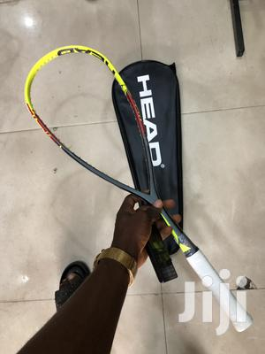Squash Racket (Titanium)   Sports Equipment for sale in Akwa Ibom State, Uyo