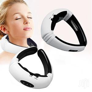 Neck Massager Far Infrared Heating Pain Relief Tool | Massagers for sale in Lagos State, Surulere
