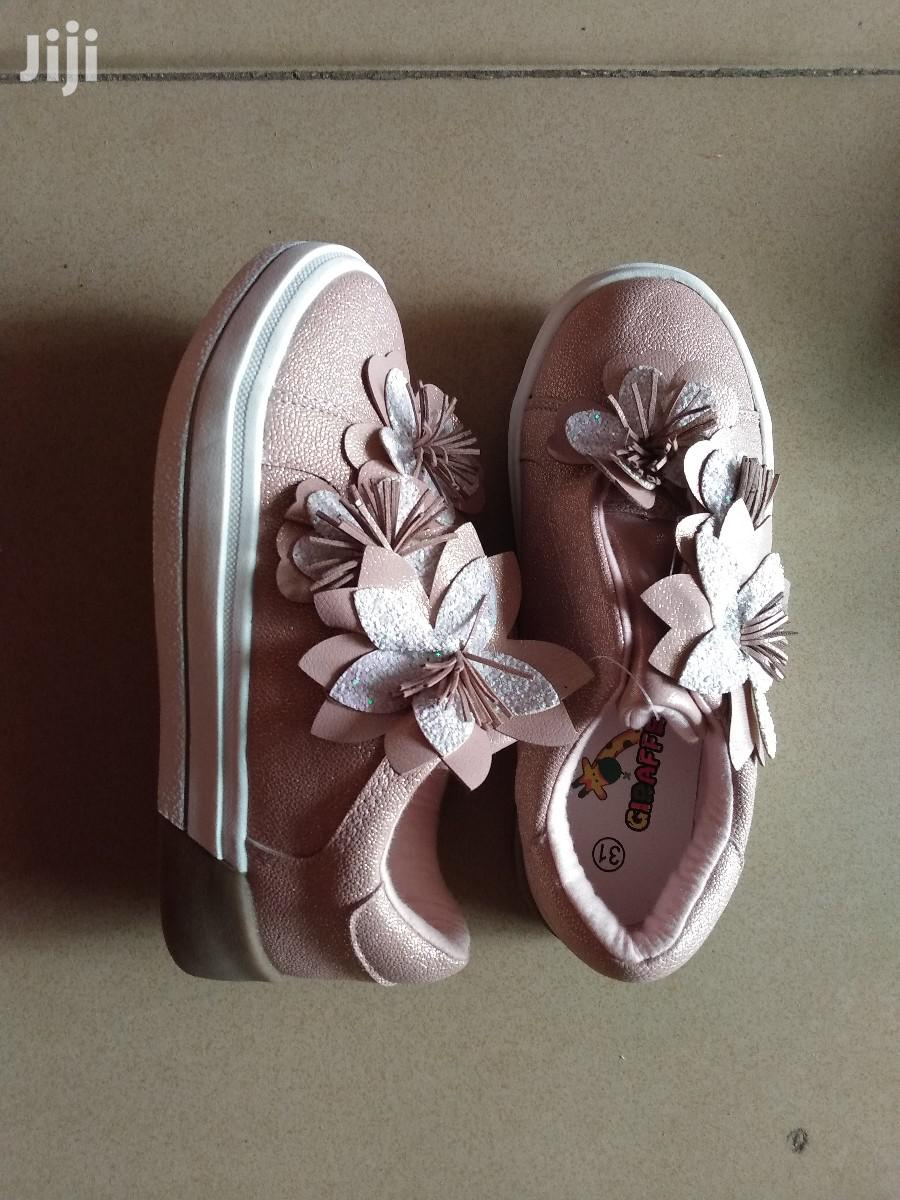 Rose Pink Sneakers For Girls | Children's Shoes for sale in Lagos Island (Eko), Lagos State, Nigeria