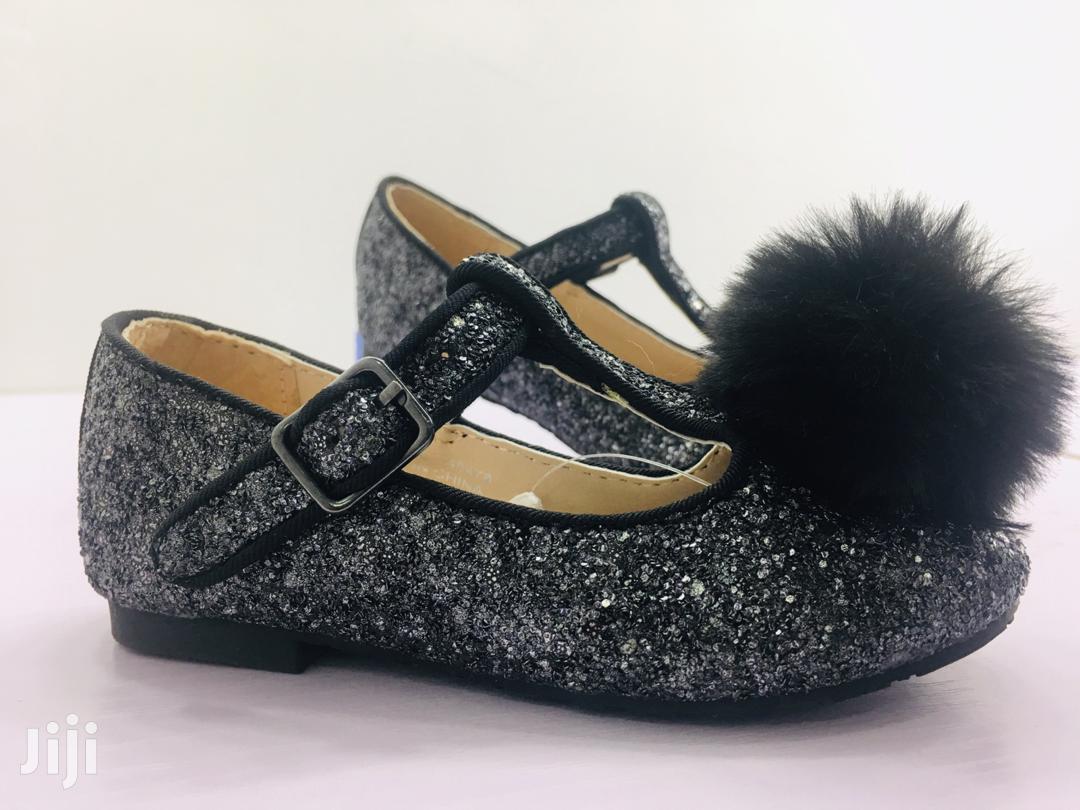 Black Dress Shoe for Girls